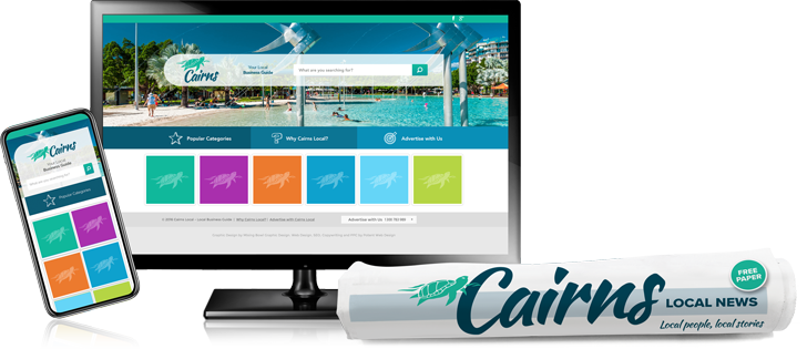 Cairns Local Business Guide website