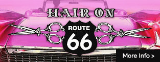 Hair on Route 66